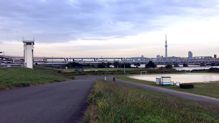 ママチャリで70km(埼玉県熊谷市→東京都葛飾区)|ママチャリ旅最終章
