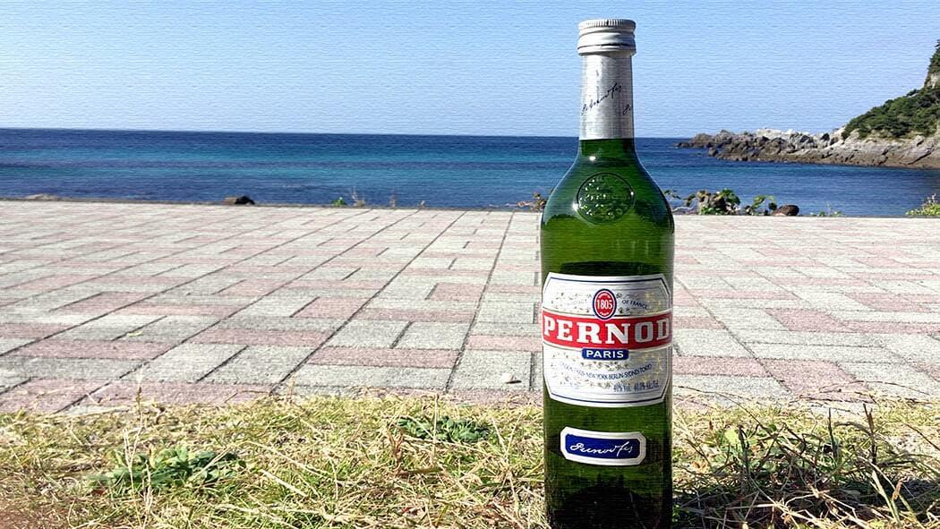 ペルノ(PERNOD)|感情と程良く寄り添ってくれる酒【キャンプにオススメ】