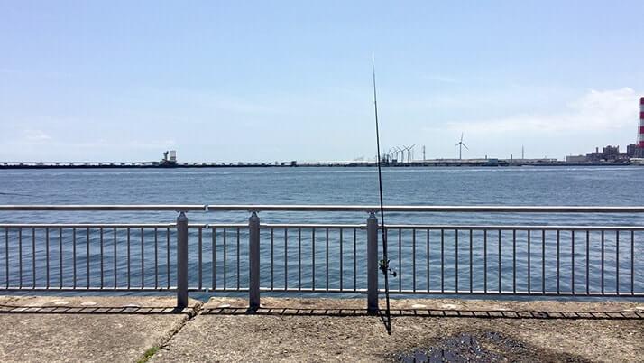 茨城県鹿嶋での堤防釣り!カサゴ・ギンポに小サバが釣れるも…