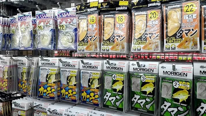 沖縄の釣具店が面白い!釣り人なら沖縄旅行で釣具店へ(笑)