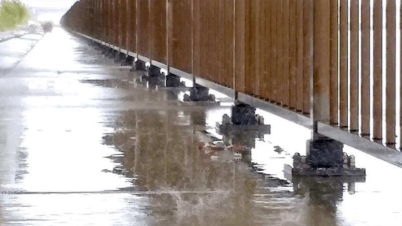 雨の中川でシーバスデイゲーム|シャローアサシンでフッコHIT【秋序盤】