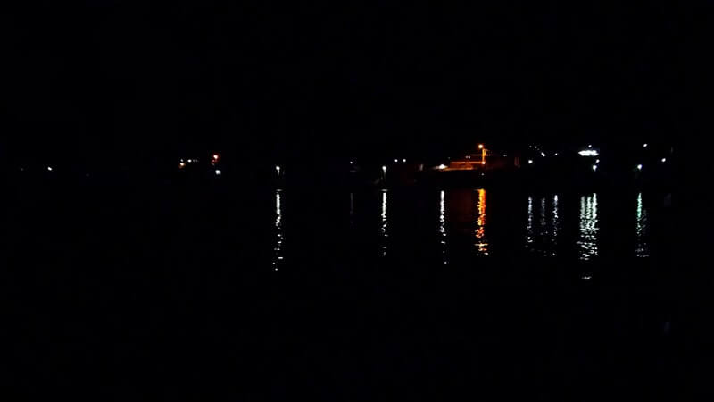 千葉堤防釣り!秋の夜釣りで90cm超アナゴ!朝はアジ・カマス…etc