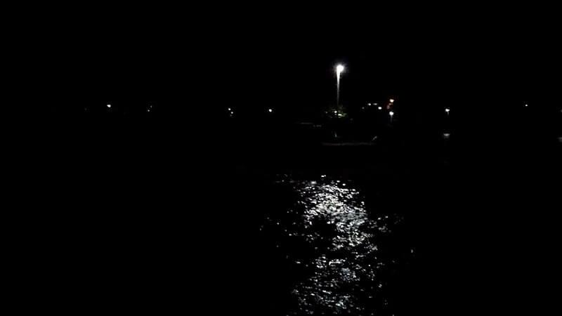 冬の夜釣りでアナゴ釣り!脂がのったマアナゴを求め年末釣り納め