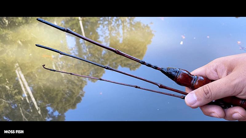 冬のタナゴ釣り!自作タナゴ竿で小物釣り|釣り堀「釣パラダイス」