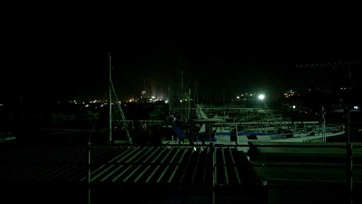 外房堤防海釣り!茨城県鹿嶋で夜釣りからの小サバにカワハギ